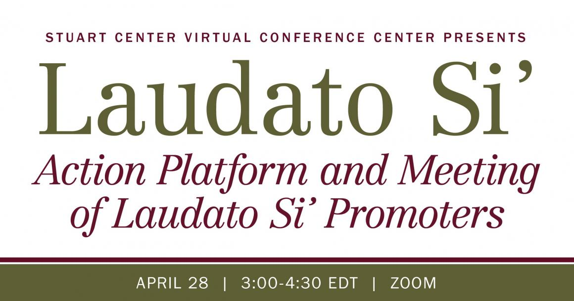 Laudato Si' Action Platform and Meeting of Laudato Si' Promoters