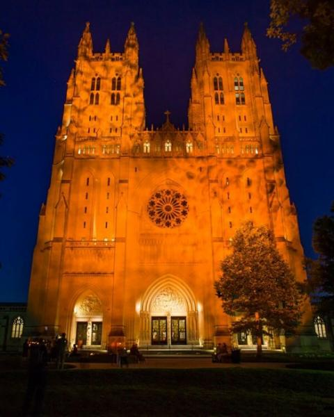 National Gun Violence Awareness Day - Washington National Cathedral