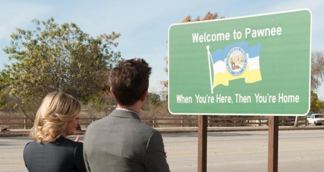 Pawnee screenshot.