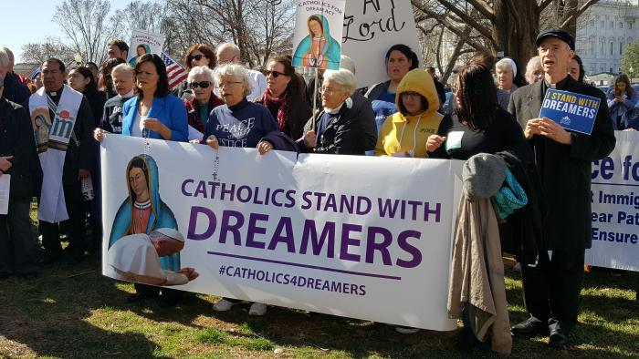 Catholics Stand With Dreamers
