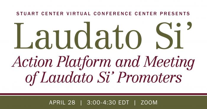 Laudato Si Action Platform and Meeting of Laudato Si Promoters