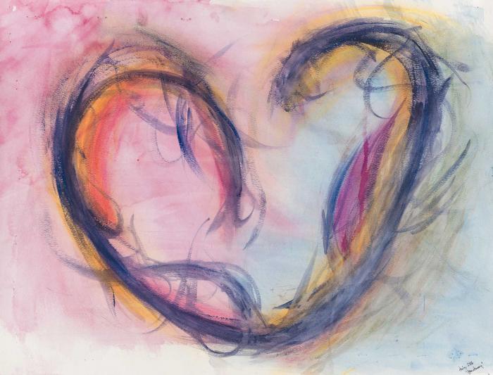 Spirituality (Artwork by Bridget Bearss, rscj)