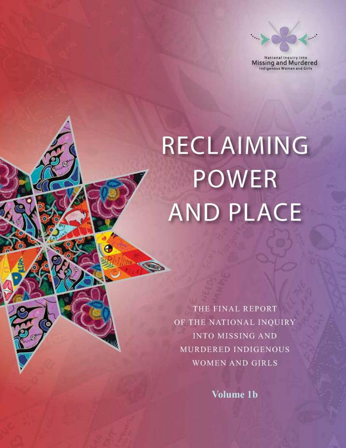 Reclaiming Power and Place