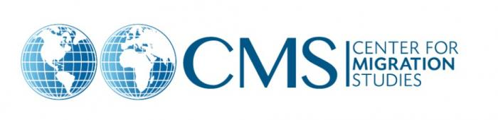 Center for Migration Studies logo.