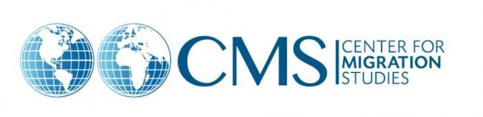 Center for Migration Studies logo.