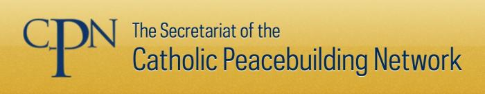 Catholic Peacebuilding Network logo.