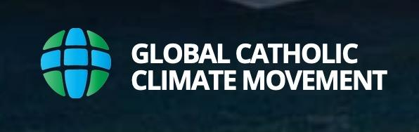 Global Catholic Climate Movement logo.