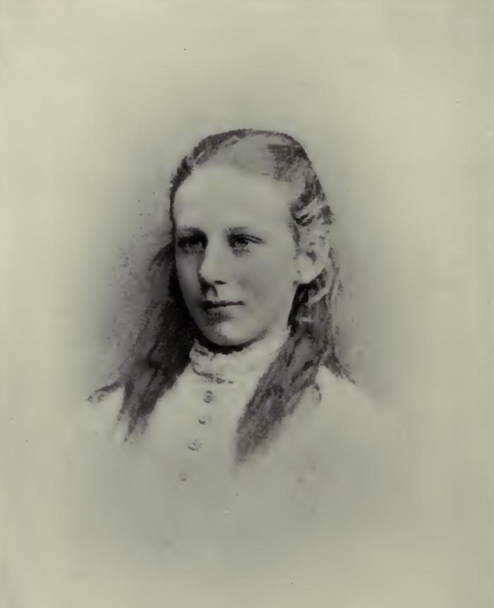 Janet Erskine Stuart, aged 14 (1871)