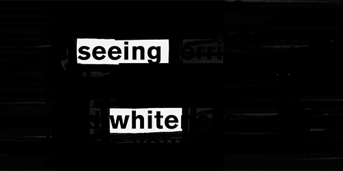 Seeing White, from Scene on Radio