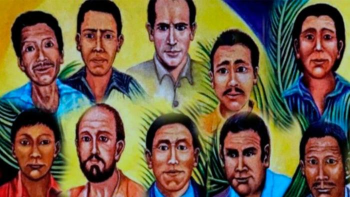 10 Martyrs of Guatemala