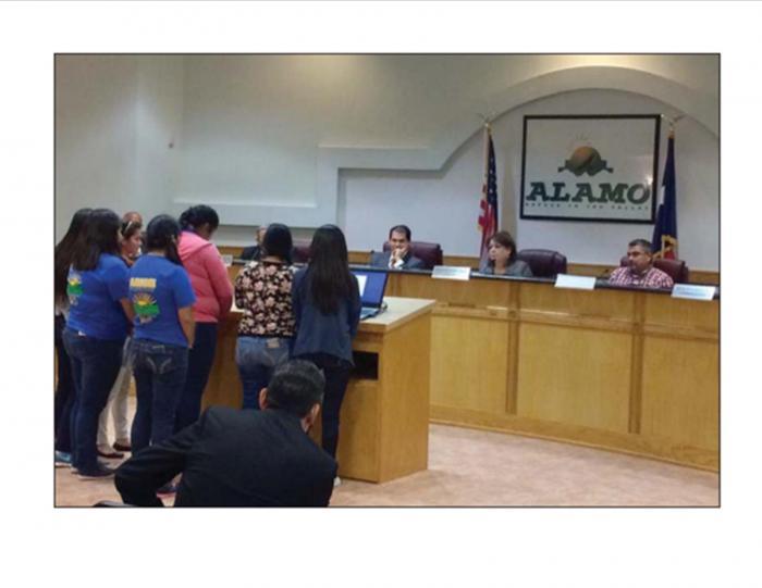 Alamo City Council