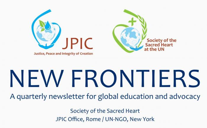 New Frontiers Newsletter - March 2019