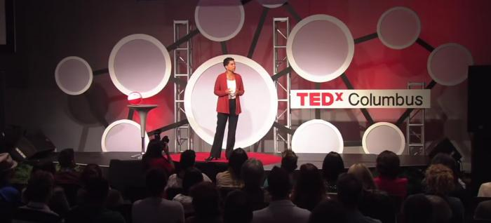 Screenshot: The future of race in America: Michelle Alexander at TEDxColumbus